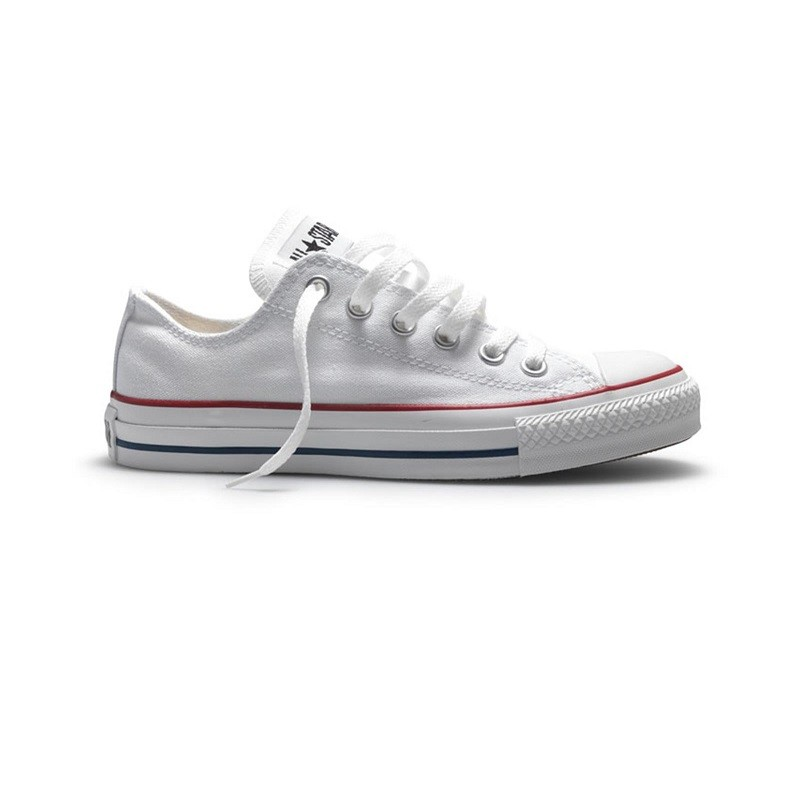 converse bianche all star basse