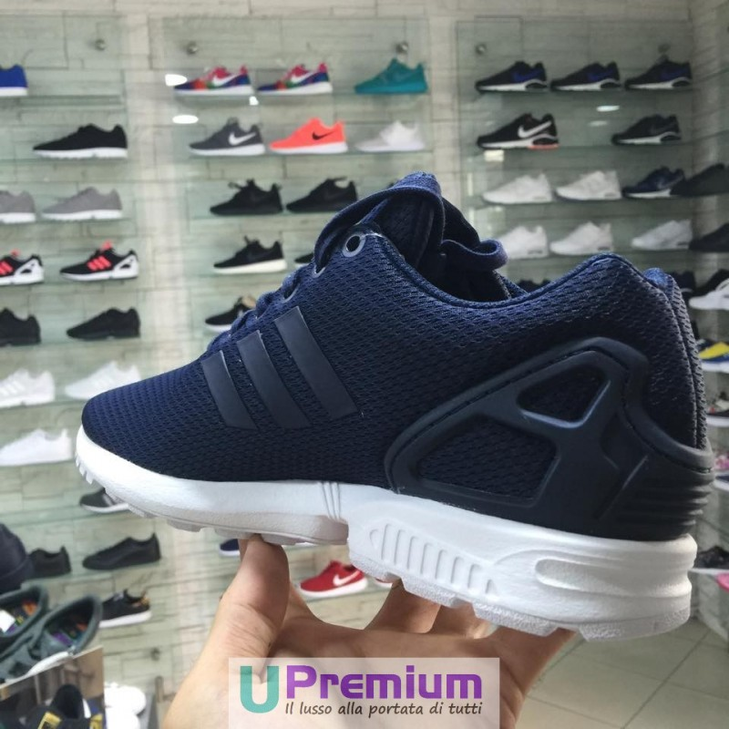 huge selection of 220dc eb74e ... 123 adidas zx flux blu 248613. 51.99 .