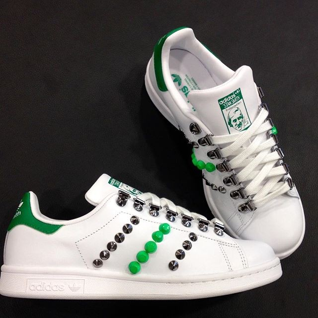 adidas stan smith verdi scontate