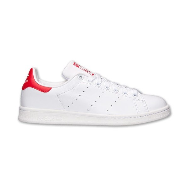 Stan Smith Rosse E Bianche
