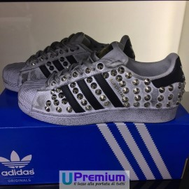 Adidas Superstar Full Studs Vintage 2017
