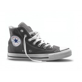 Converse All Star Classiche Grigio Scuro Charcoal Alte M1J793
