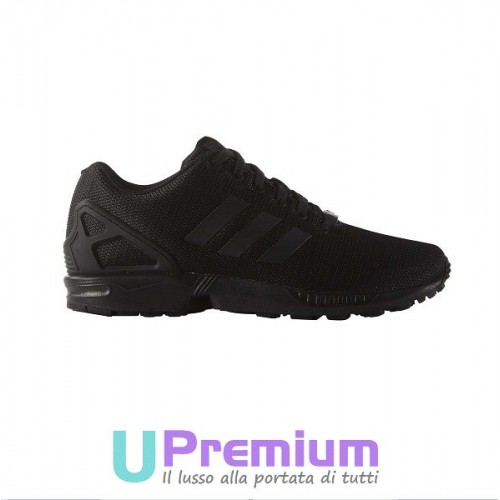 SCARPE ADIDAS ZX FLUX FULL BLACK P/E 2017 S32279