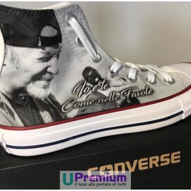 Converse All Star Vasco Rossi [io e te come nelle favole]
