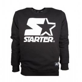 Felpa Starter Black Label Sweatshirt Nera