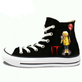 Converse All Star It il Film Horror Pagliaccio