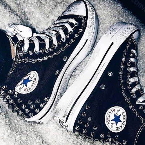 converse all star leopardate