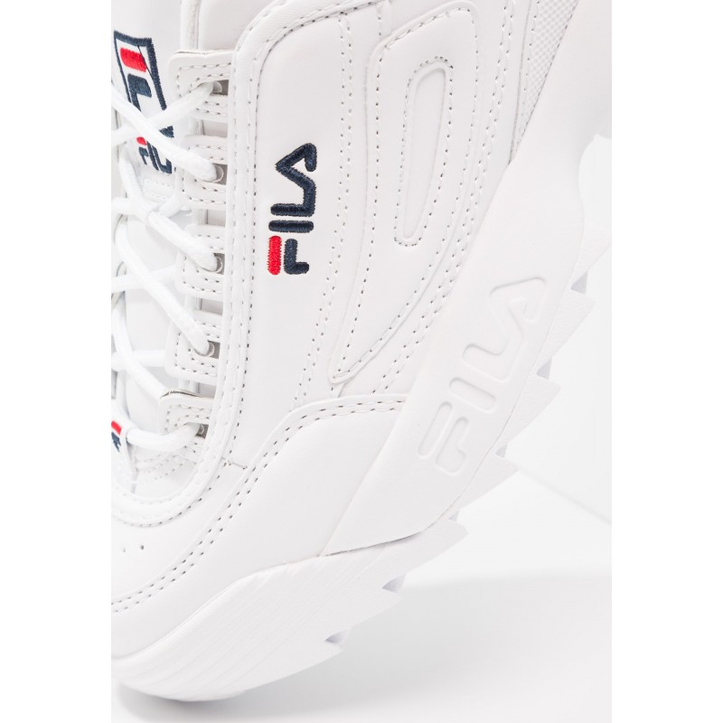 Fila Disruptor Sneakers Bianche Unisex 2019