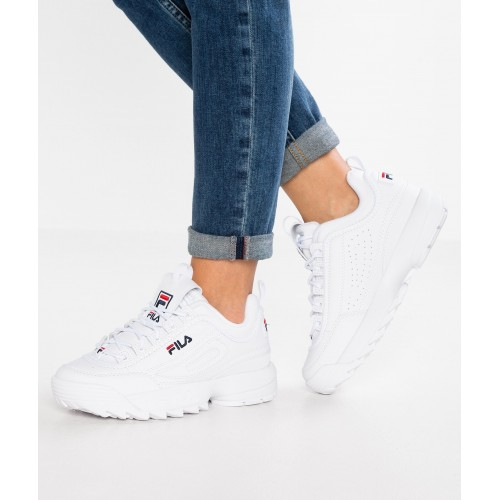 Fila Disruptor Sneakers Bianche Unisex 2018