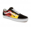 Vans Old Skool Flame Fiamme Fuoco Classiche 2019