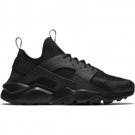 Nike Air Huarache Run Ultra Breathe Triple Black 2016