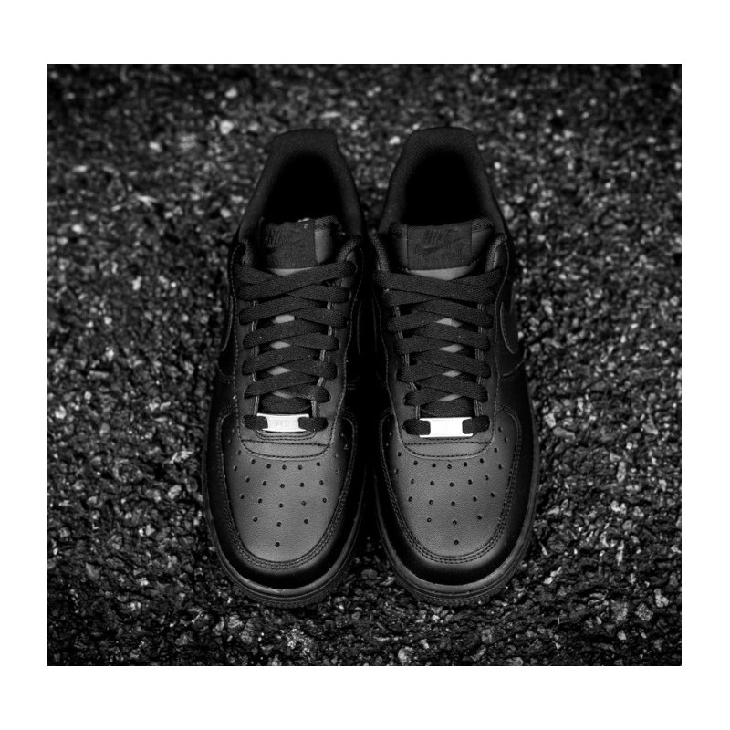 Vwn08mn Nere Black 1 Premium Low Air U Nike Adulto Force O0v8nwyNmP