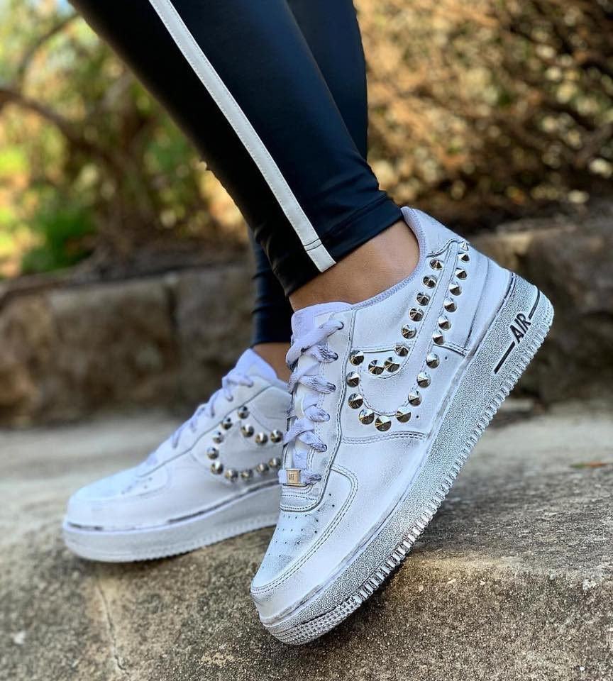 nike air force 1 donna borchie