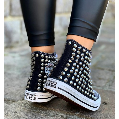 converse alte nere all star