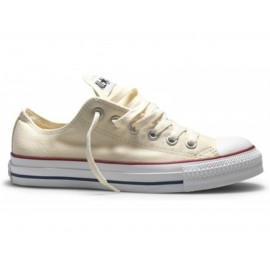 Converse All Star Classiche Beige Natural White Basse M9165