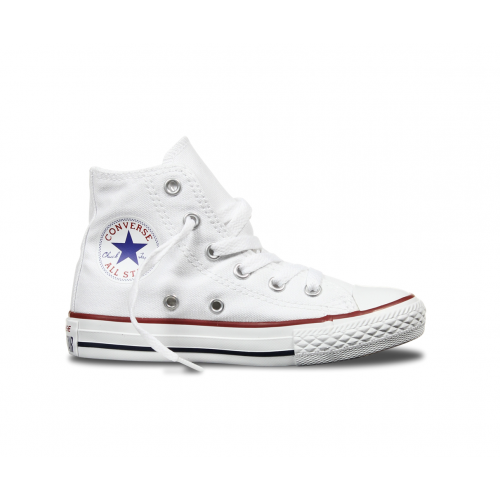 Converse All Star Kids Classiche Chuck Taylor Optical White 3J253 ORIGINALI IT