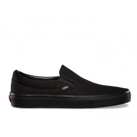 Vans Slip On Senza Lacci Total Black VEYEBKA