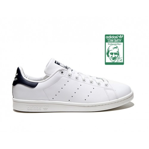 save off 1649a 5abd7 Adidas Stan Smith 2014 Bianche Retro Blu D67362. ‹ ›