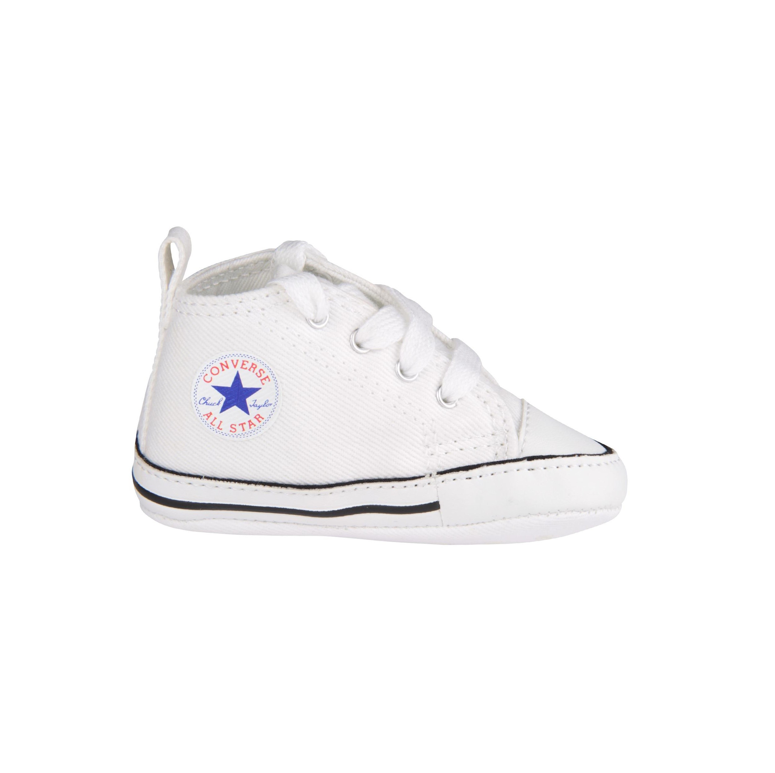 converse bianche alte all star