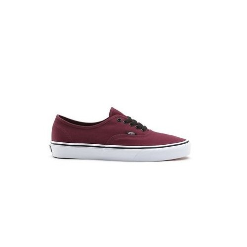 Vans Authentic Classiche Tela Bordeaux Port Royale VQER5U8