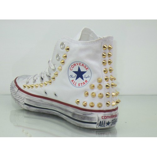Converse All Star Houston Gold