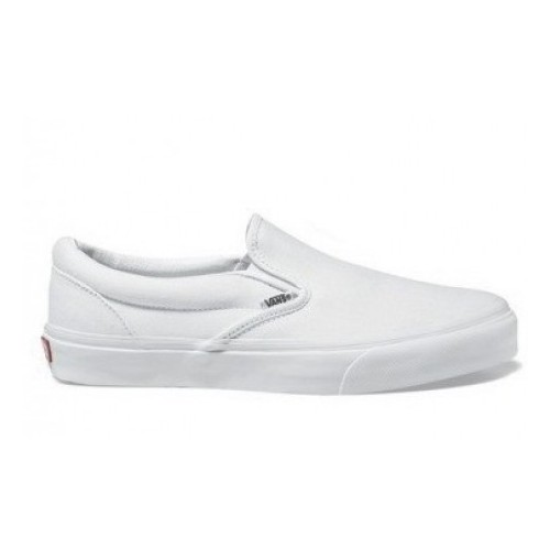 vans originali slip on bianche