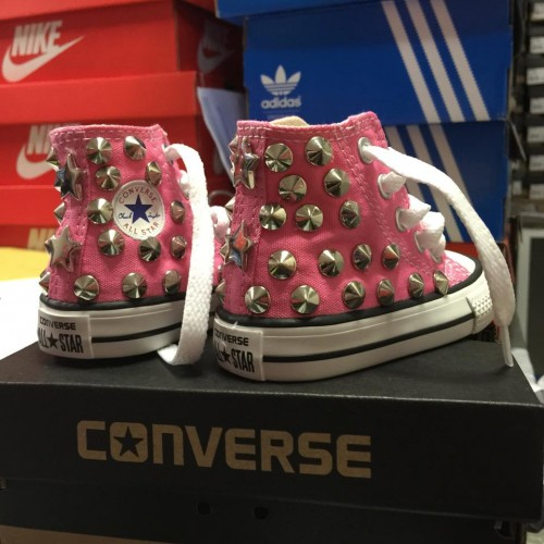 Converse All Star Baby Pink