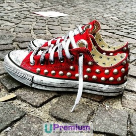 Converse All Star Fire Red