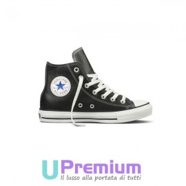 Converse All Star Stivaletto Nero Lucido 2015