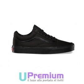 Vans Old Skool Classiche Total Black