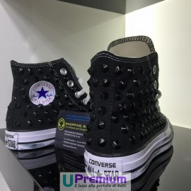 Converse All Star Glamour Black Hi