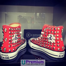 Converse All Star Fuego Alte