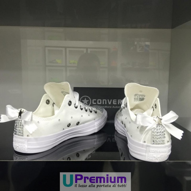 all star converse strass