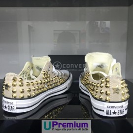 Converse All Star Champagne Gold