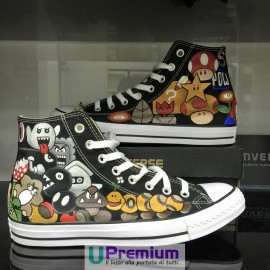 Converse All Star Super Mario Bros
