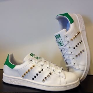 adidas stan smith verde scuro