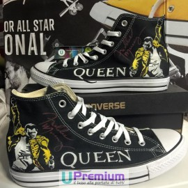 Converse All Star Queen Freddy Mercury