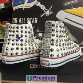 Converse All Star Chanel Strass