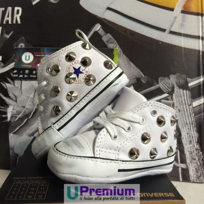 converse donna pelle all star