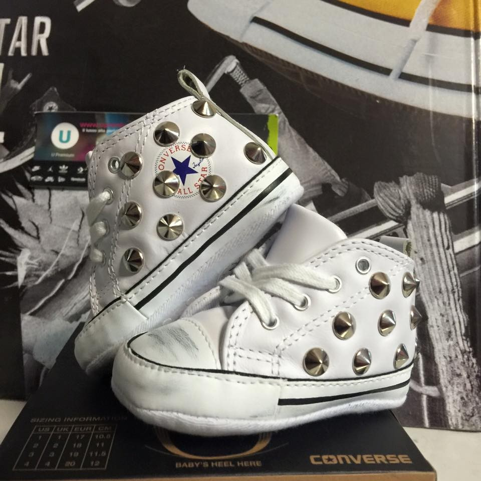 2all star converse bambini