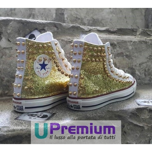converse all star oro
