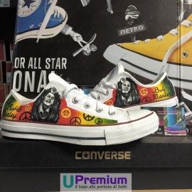 Converse All Star Bob Marley Jamaica Low