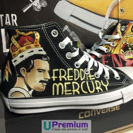 Converse All Star Queen Freddie Mercury The King
