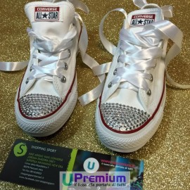 Converse All Star Eventi Matrimonio Fiocco Wedding Day