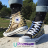 Converse All Star Pitonate Black Python