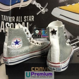 Converse All Star Glitterate Brillantini Stella
