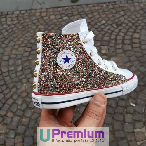 all star alte brillantini