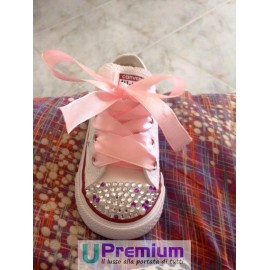 Converse All Star Swarovski Perle 2