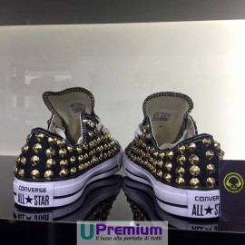 Converse All Star Nere Oro