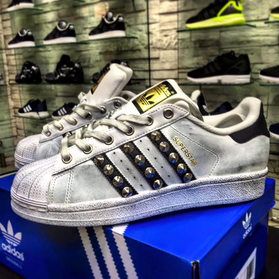 adidas superstar limited edition uomo